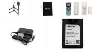 Комплект DEXP LF-200
