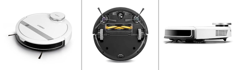 Робот-пылесос Ecovacs-DeeBot-900