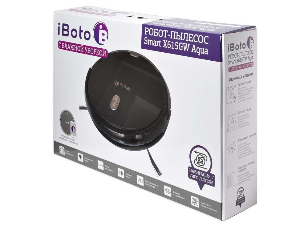 iBoto Smart Х615GW