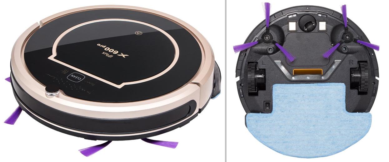 робот пылесос iplus x600pro купить