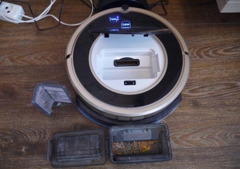 робот пылесос iplus x600pro отзывы
