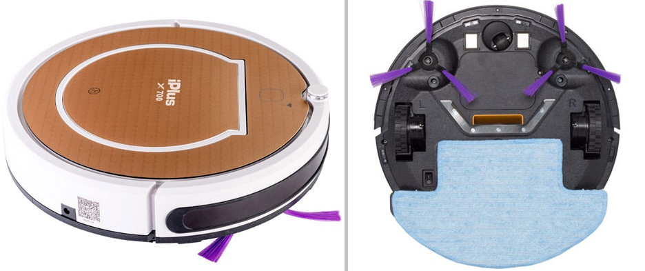 робот пылесос iplus x700 отзывы