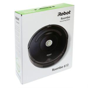 Обзор iRobot Roomba 612