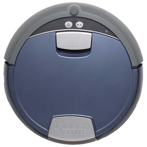 Обзор iRobot Scooba