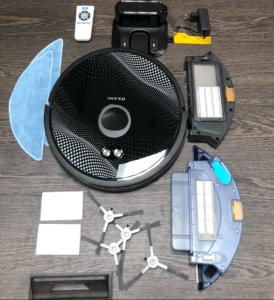 Комплект поставки Okami U90 Vision
