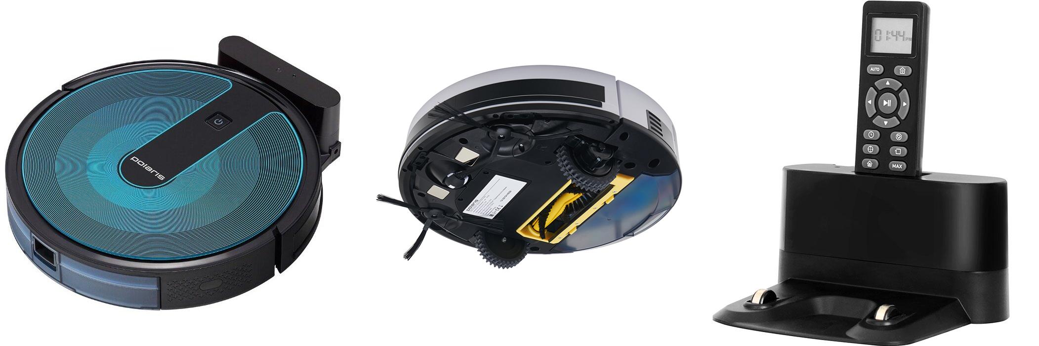 Polaris PVCR 1020 FusionPRO внешний вид
