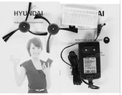 Комплект Hyundai H-VCRS01