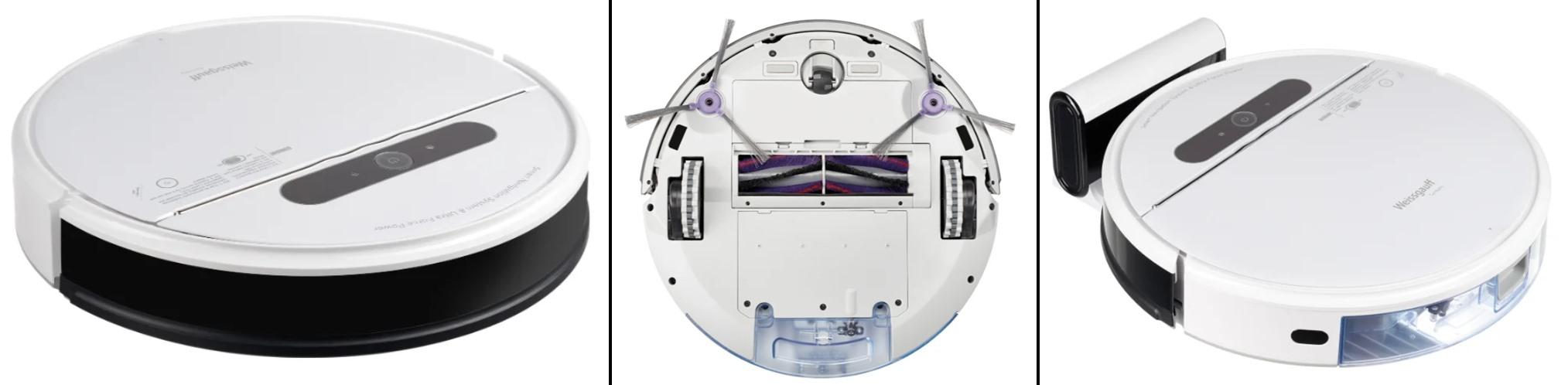Робот пылесос weissgauff robowash обзор