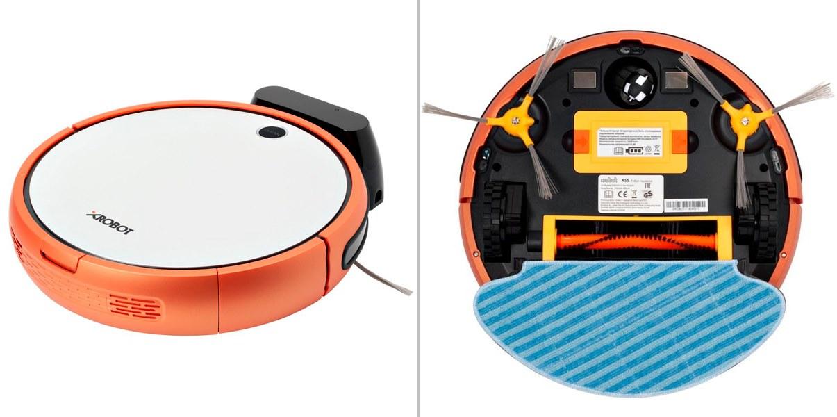 робот пылесос xrobot x5s оранжевый: обзор, отзывы