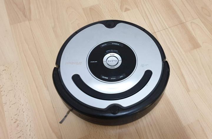 iRobot Roomba 560 голубой