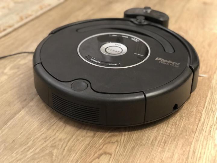 Айрумба-581-уборка