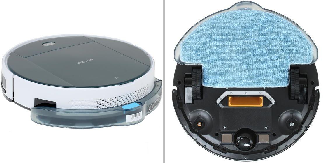 пылесос робот dexp mb 300 отзывы