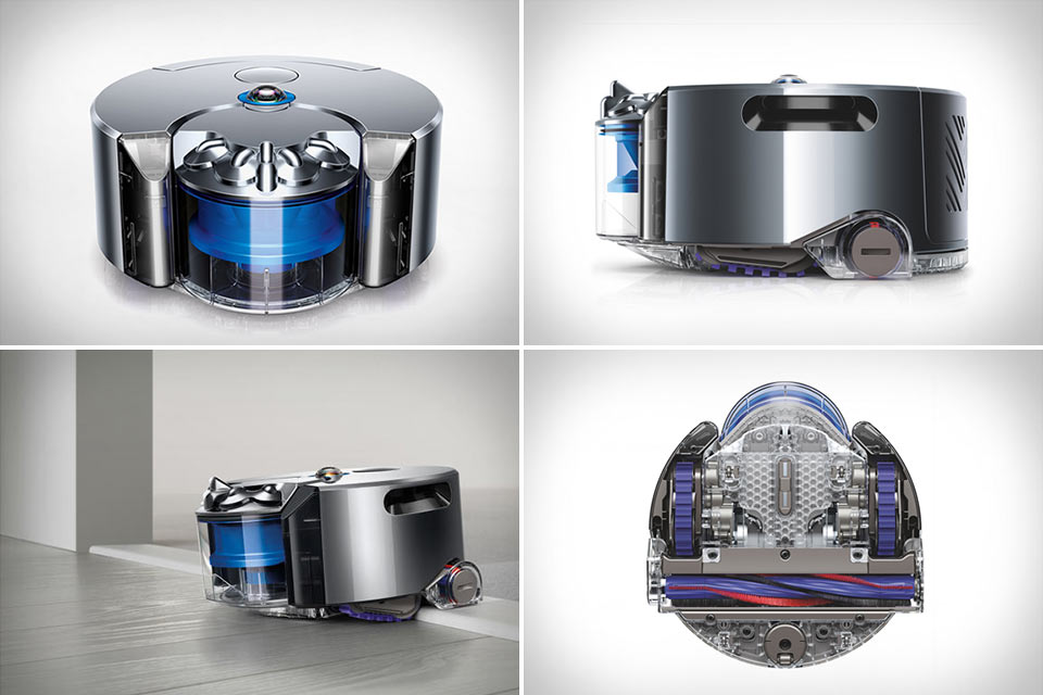 Робот пылесос дайсон 360 отзывы dyson am04 цена