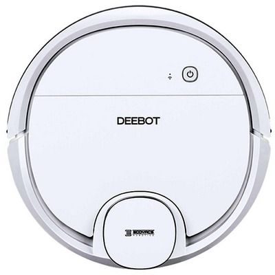 Ecovacs Deebot DN5G.02 White