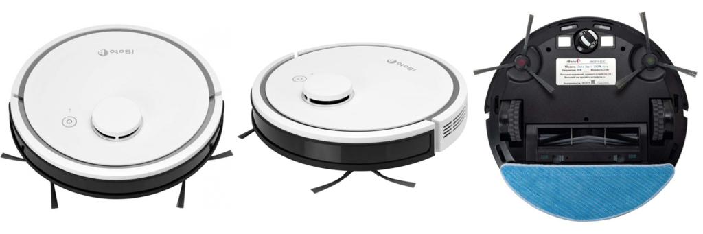 iBoto-Smart-L920W-Aqua-внешний-вид