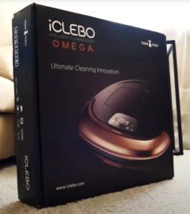 iclebo omega - комплектация