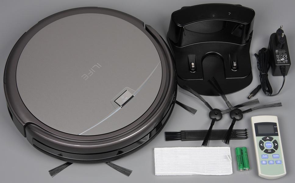 Комплект поставки iLife A4s