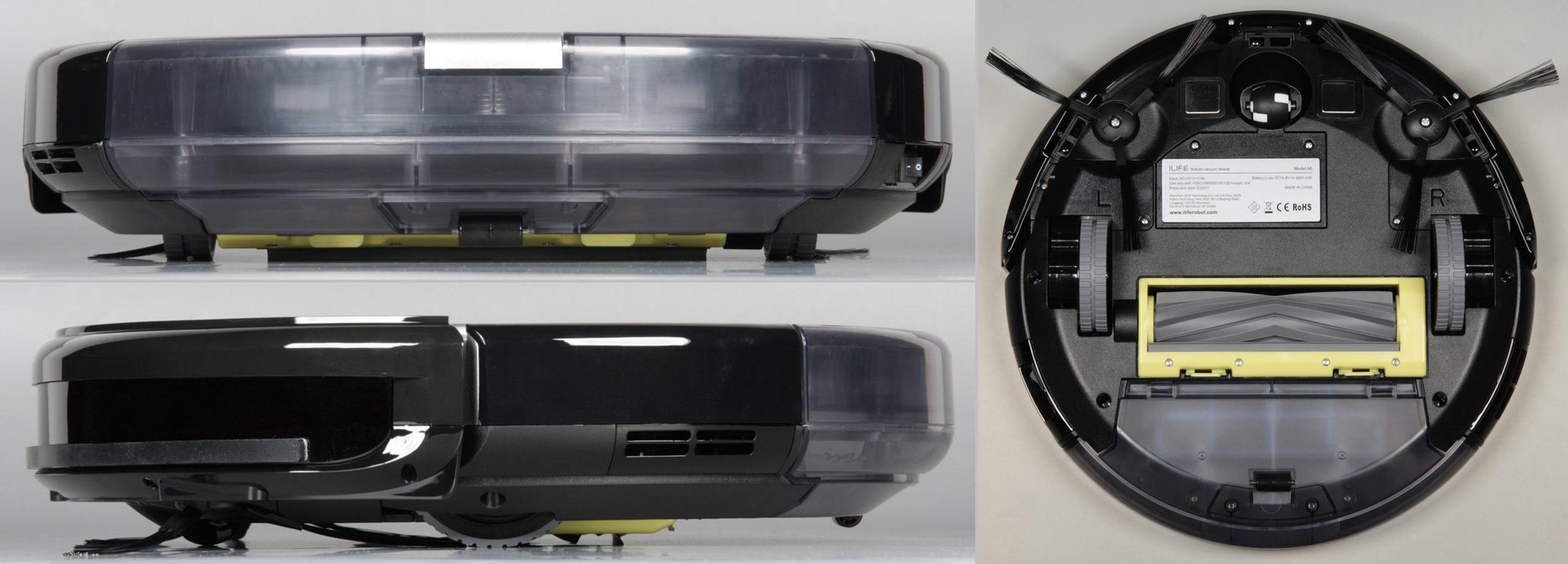 робот пылесос ilife a6 отзывы покупателей