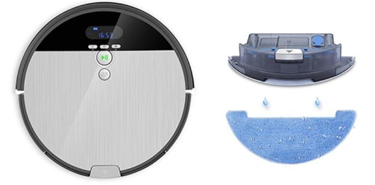 ilife v8s робот пылесос отзывы