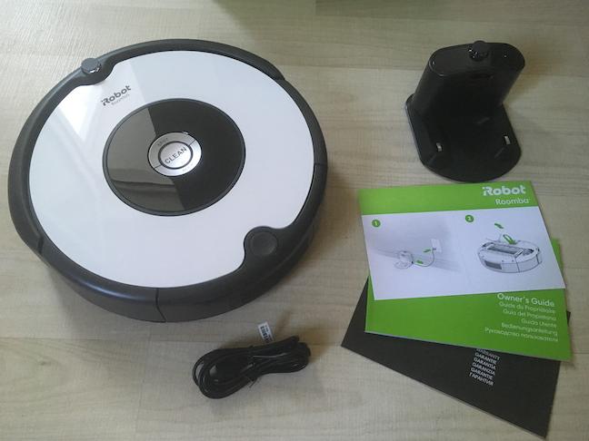 iRobot-Roomba-605-комплектация