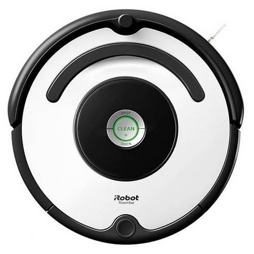 Обзор iRobot Roomba 675
