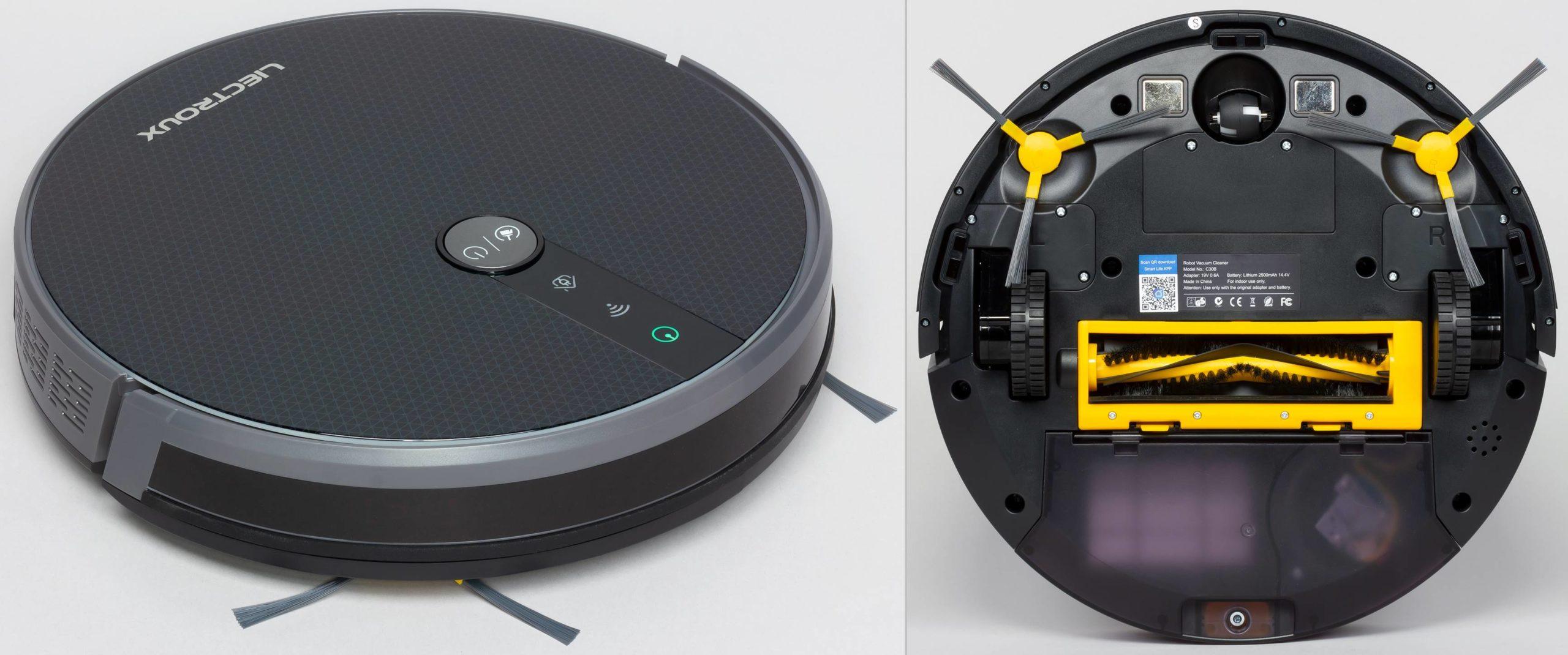 робот пылесос c30b
