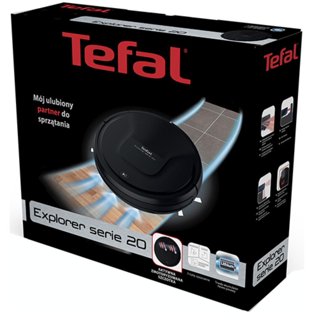 Tefal Smart Force Explorer комплектация