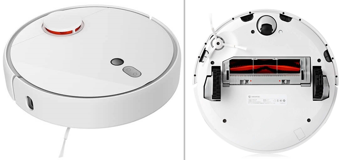 xiaomi mi robot vacuum cleaner 1s отзывы
