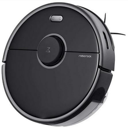 Roborock S5 Max черный