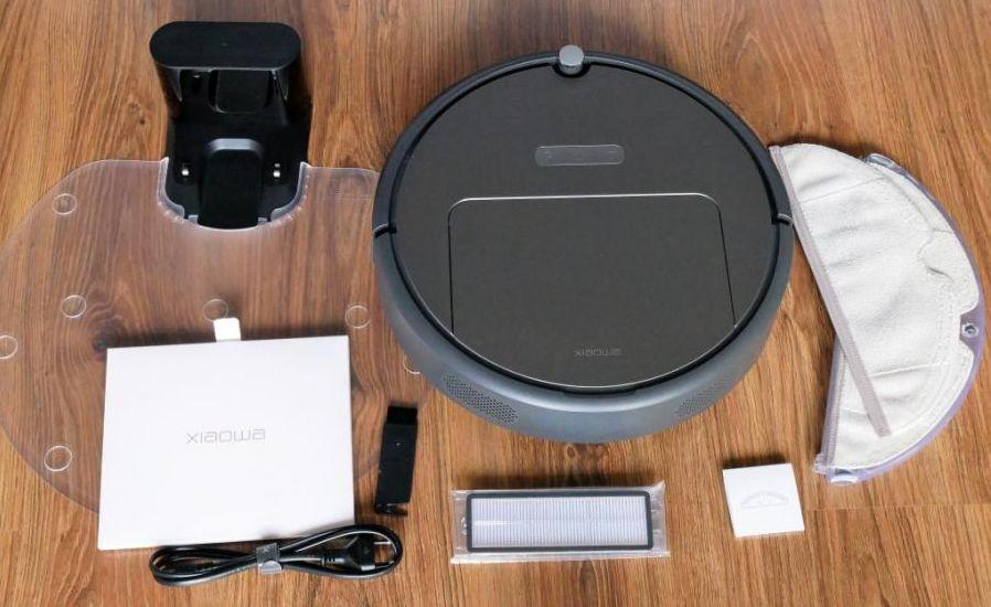Комплектация Xiaomi Xiaowa Roborock E352-00