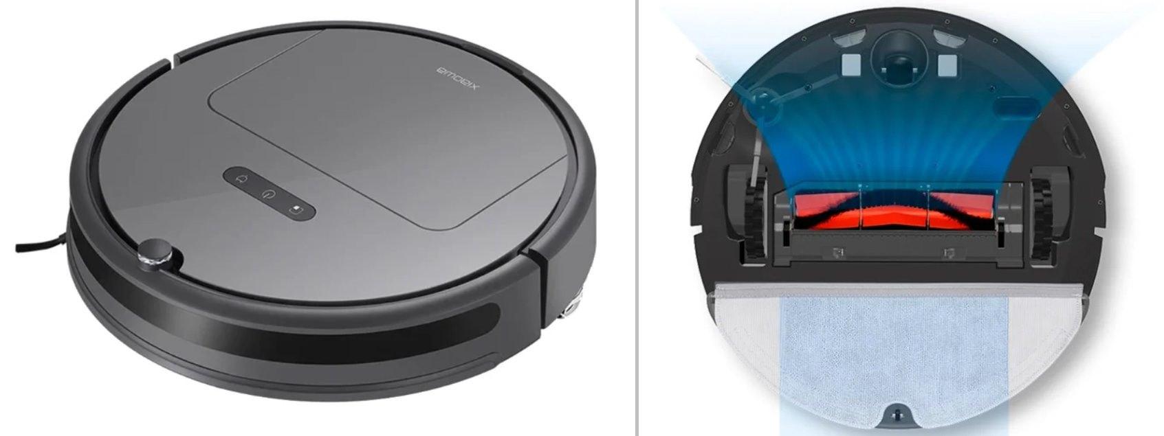 xiaomi xiaowa e35 robot vacuum cleaner lite - отзывы, инструкция