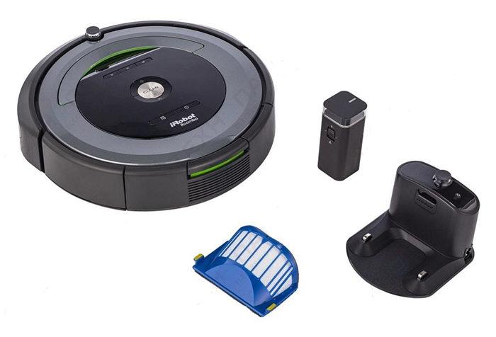 робот-пылесос-iRobot-Roomba-681-комплектация