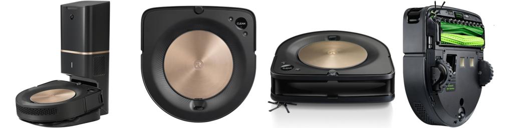 пылесос-Roomba-S9-внешний-вид