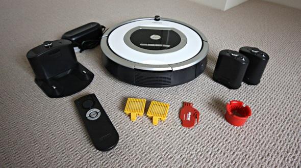 iRobot-Roomba-760-комплектация