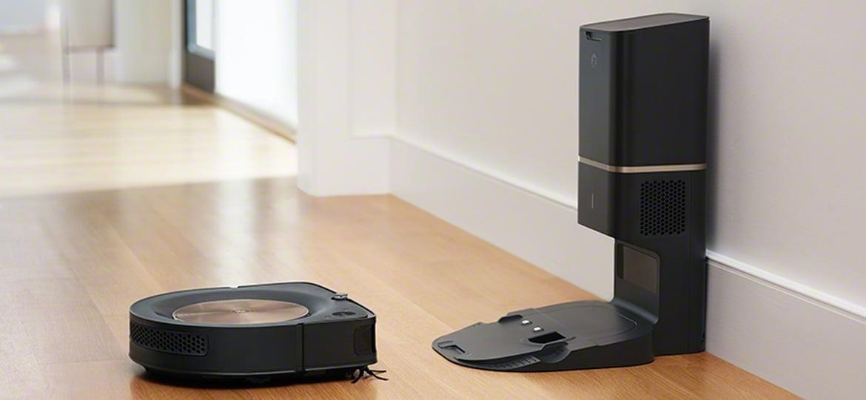 Roomba-S9-заряжается