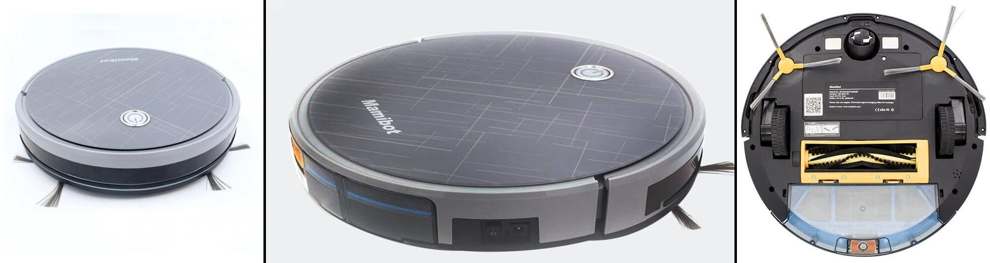 пылесос робот mamibot exvac660