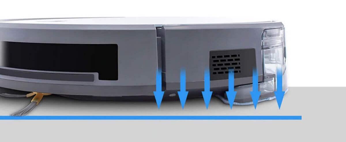 пылесос робот mamibot exvac660 отзывы