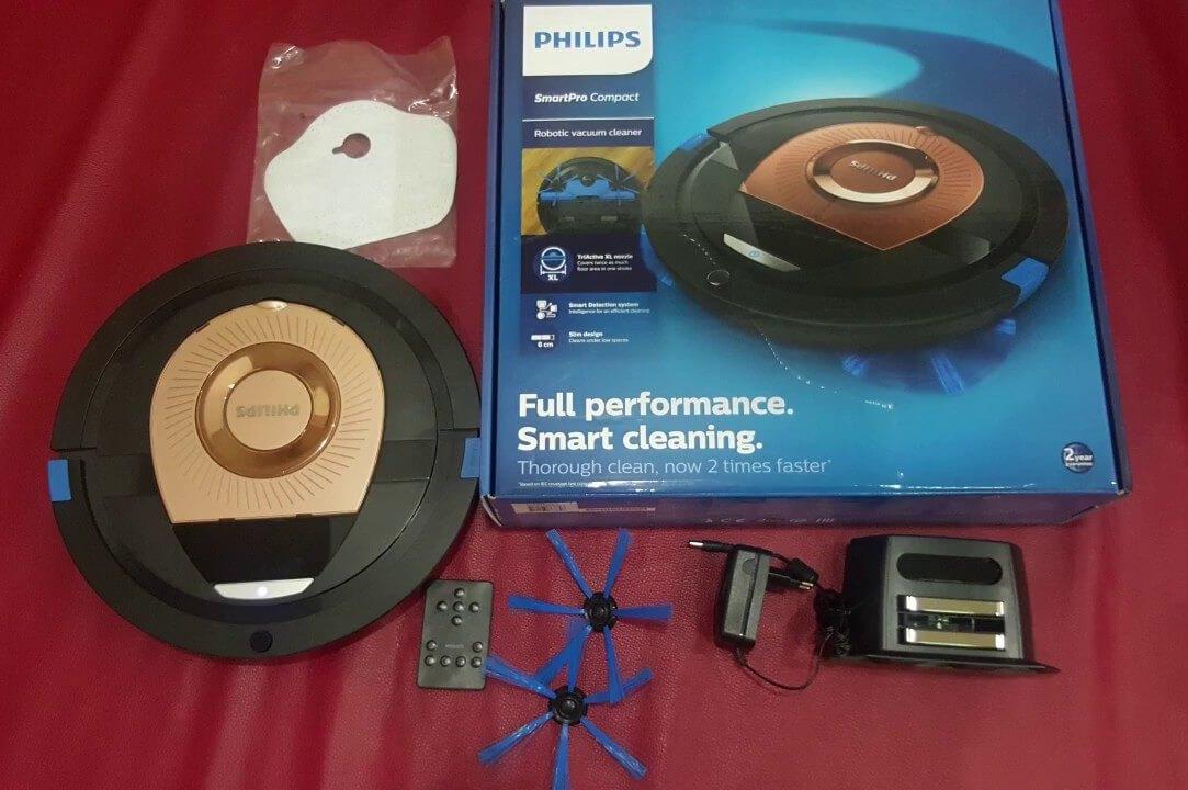 philips smartpro compact fc8776 01 - комплектация