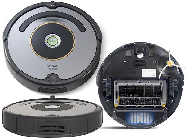 Roomba-616-внешний-вид