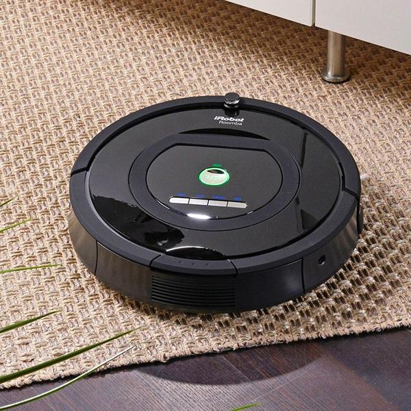 Roomba 770-уборка