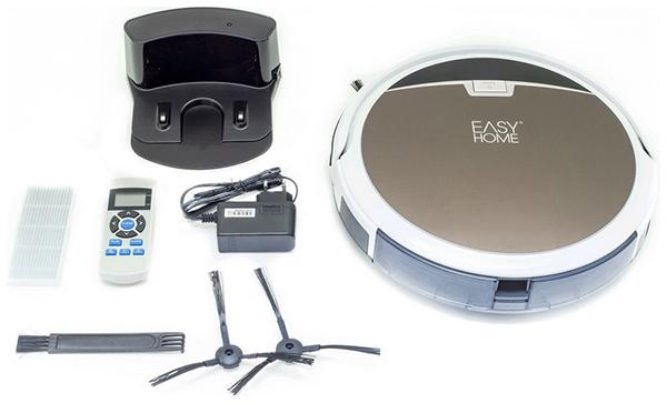 Пылесос-робот-iBoto-Easy-Home-X410