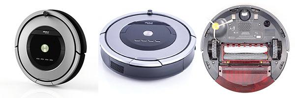 Робот-пылесос-Румба-886