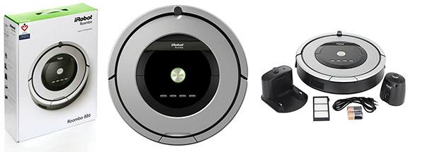 Пылесос-IRobot-Roomba-886
