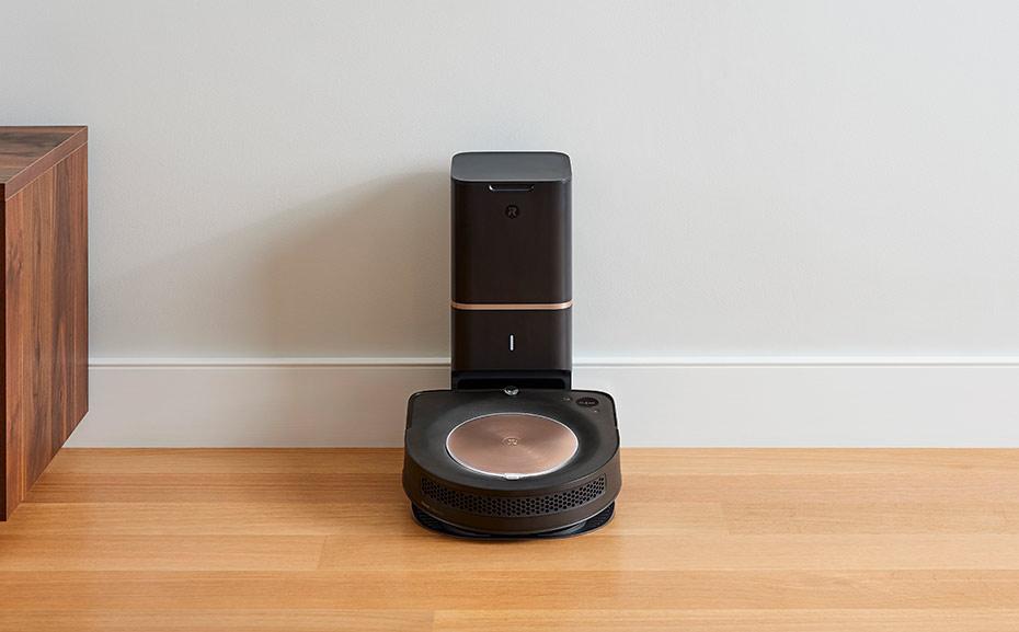 Мощный робот пылесос