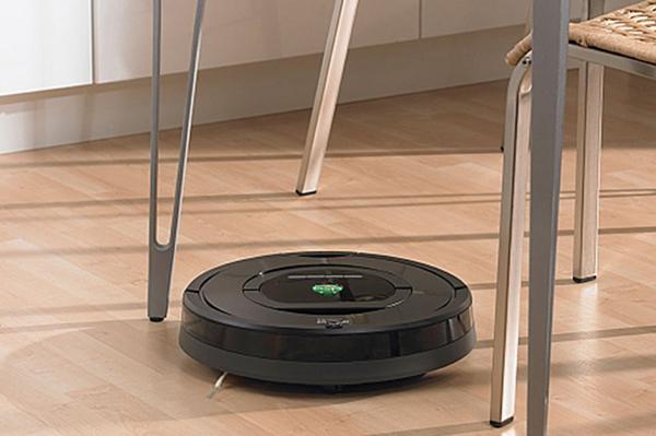 Roomba770-уборка