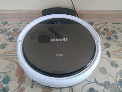 iBoto-Aqua-X310-уборка