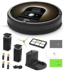 iRobot Roomba 980 - цена, отзывы, комплектация
