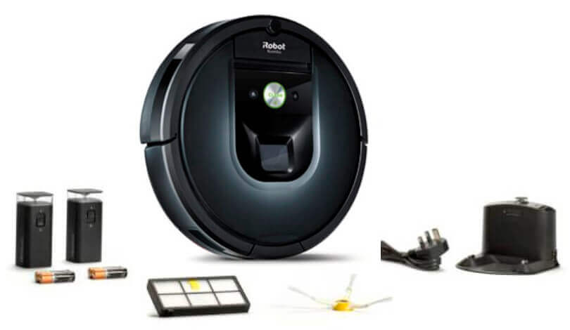 робот пылесос irobot roomba 981