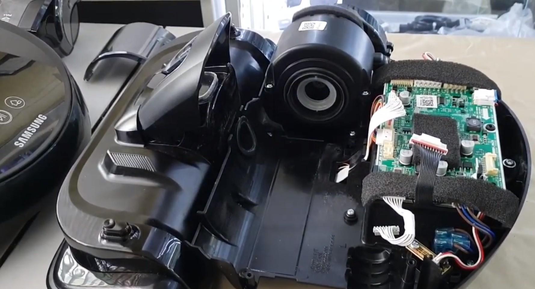 Робот-пылесос Самсунг ремонт своими руками