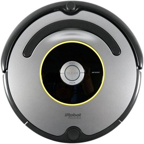 Обзор iRobot Roomba 631